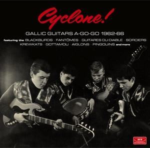 CYCLONE!, VARIOUS, CD, 0029667093521