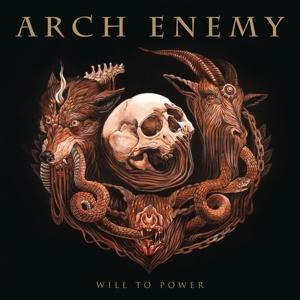 WILL TO POWER, ARCH ENEMY, CD, 0889854583521