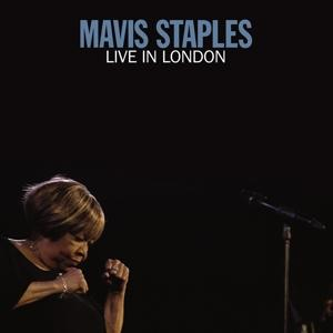 LIVE IN LONDON, STAPLES, MAVIS, CD, 8714092765229