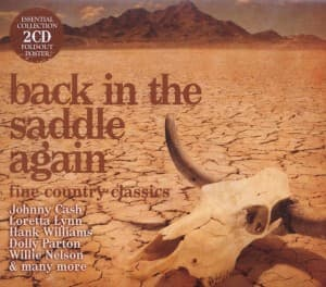 BACK IN THE SADDLE AGAIN, VARIOUS, CD, 0698458751522