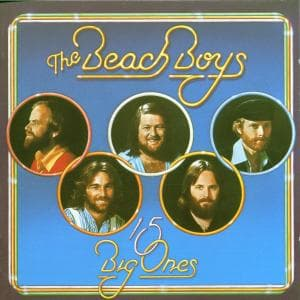 15 BIG ONES / LOVE YOU, BEACH BOYS, CD, 0724352794522