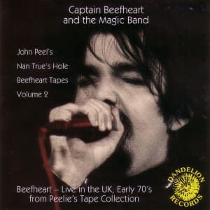 NAN TRUES HOLE TAPES.., CAPTAIN BEEFHEART, CD, 0811702012525