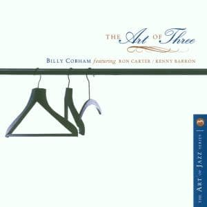 ART OF THREE, COBHAM, BILLY, CD, 0798747704526