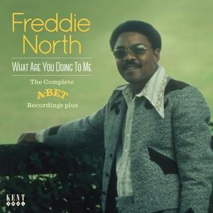 WHAT ARE YOU DOING TO ME, NORTH, FREDDIE, CD, 0029667081528