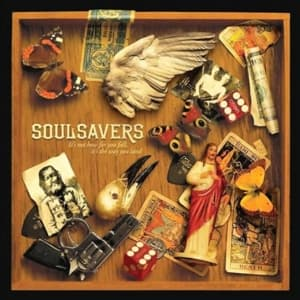 IT'S NOT HOW FAR YOU FALL, SOULSAVERS, CD, 5033197455327