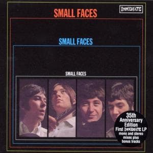 35TH ANNIVERSARY DELUXE, SMALL FACES, CD, 5050159155323