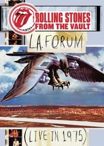 FROM THE VAULT - L.A. FORUM  LIV, ROLLING STONES, DVD, 5034504105379