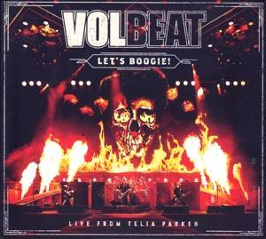LET S BOOGIE! (LIVE FROM TELIA PARK, VOLBEAT, C+A, 0602567864554