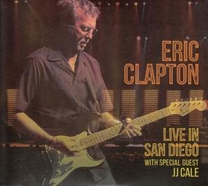 LIVE IN SAN DIEGO, CLAPTON, ERIC, CD, 0093624918554