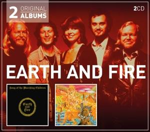 2 FOR 1 (SC) SONG OF THE MARCHING C, EARTH & FIRE, CD, 0602537797561