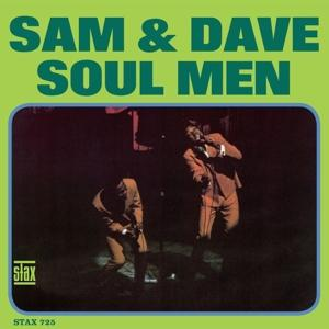 SOUL MEN, SAM & DAVE, LP, 0081227940577