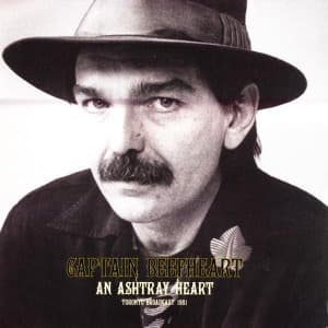 AN ASHTRAY HEART, CAPTAIN BEEFHEART, LP, 0803341355590