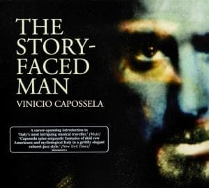 STORY FACED MAN, CAPOSSELA, VINICIO, CD, 0825646834594