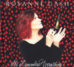 SHE REMEMBERS EVERYTHING, CASH, ROSANNE, CD, 0602567891604