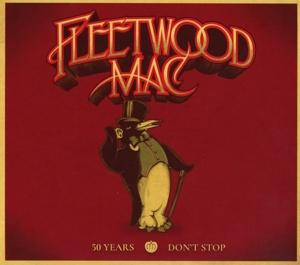 50 YEARS - DON'T STOP, FLEETWOOD MAC, CD, 0603497855605