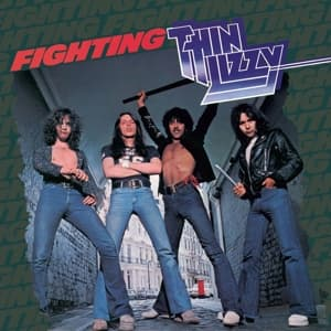 FIGHTING (180GR&DOWNLOAD), THIN LIZZY, LP, 0600753542606