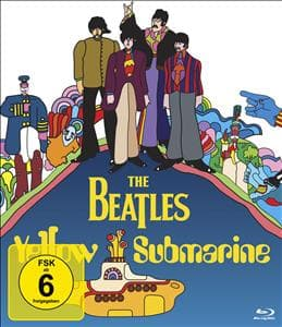 YELLOW SUBMARINE, BEATLES, Blu-ray, 5099962146098