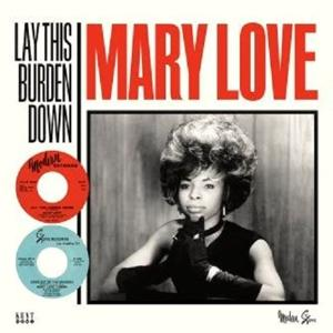 LAY THIS BURDEN DOWN, LOVE, MARY, LP, 0029667007610