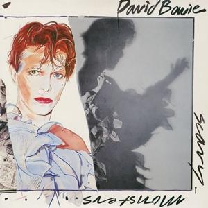 SCARY MONSTERS -REISSUE-, BOWIE, DAVID, LP, 0190295842611