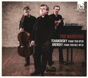 PIANO TRIOS, TRIO WANDERER, CD, 3149020216125