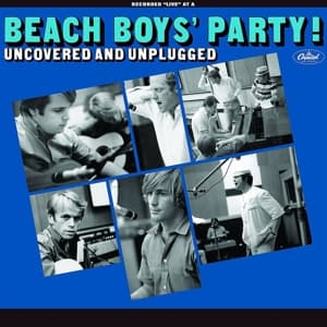 THE BEACH BOYS PARTY! UNCOVERED AND, BEACH BOYS, LP, 0602547517616
