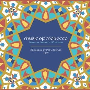 MUSIC OF MOROCCO, VARIOUS, CD, 0880226004620