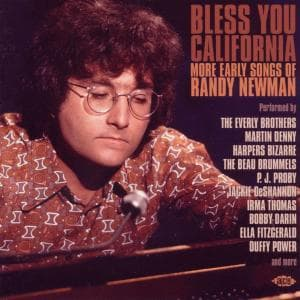 BLESS YOU CALIFORNIA, NEWMAN, RANDY.=TRIBUTE=, CD, 0029667038621