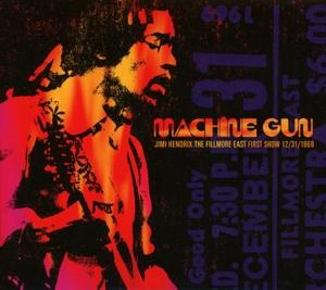 MACHINE GUN:THE.., HENDRIX, JIMI, CD, 0889853541621
