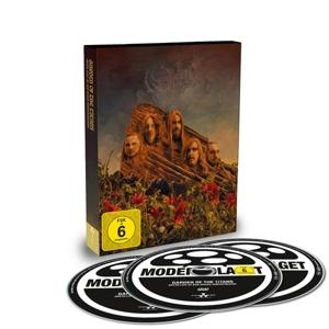 GARDEN OF THE.. -LTD-, OPETH, CD+DVD, 0727361435622