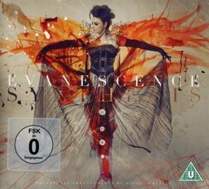 SYNTHESIS -CD+DVD-, EVANESCENCE, CD, 0889854787622