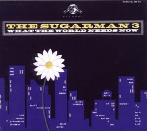 WHAT THE WORLD NEEDS NOW, SUGARMAN 3, CD, 0823134002623