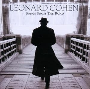 SONGS FROM THE ROAD, COHEN, LEONARD, CD, 0886977591624