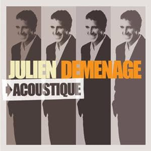 DEMENAGE -ACOUSTIQUE LIVE, CLERC, JULIEN, CD, 0724381227626