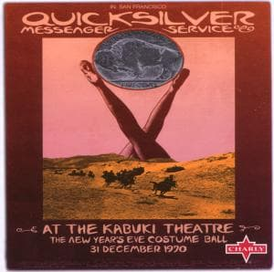 AT THE KABUKI THEATRE, QUICKSILVER MESSENGER SER, CD, 0803415255627
