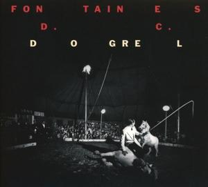 DOGREL, FONTAINES D.C., CD, 0720841216629