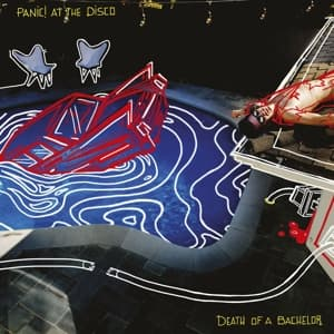 DEATH OF A BACHELOR, PANIC AT THE DISCO, LP, 0075678666636