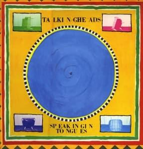 SPEAKING IN TONGUE -HQ-, TALKING HEADS, LP, 0081227966652