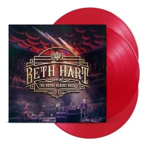 LIVE AT THE.. -COLOURED-, HART, BETH, LP, 0819873017660