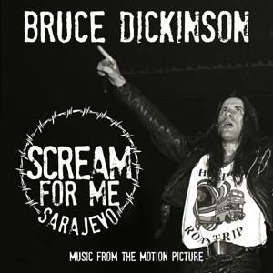 SCREAM FOR ME SARAJEVO -DIGI-, DICKINSON, BRUCE, CD, 4050538386608