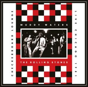 LIVE AT THE CHECKERBOARD LOUNGE, WATERS, MUDDY/ROLLING STONES, THE, CD, 5034504166622