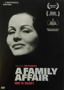 A FAMILY AFFAIR, MOVIE, DVD, 8717903486689