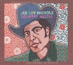 COUNTRY HUSTLE, NICHOLS, JEB LOY, CD, 5056032306844