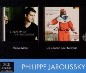 STABAT MATER/UN.. -LTD-, JAROUSSKY, PHILIPPE, CD, 5099902957029