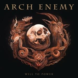 WILL TO POWER, ARCH ENEMY, LP, 0889854583712