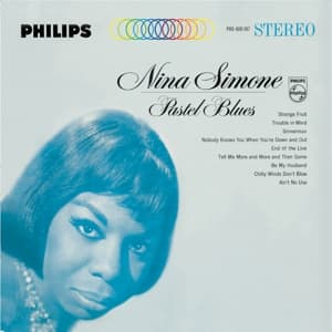 PASTEL BLUES, SIMONE, NINA, LP, 0600753605714