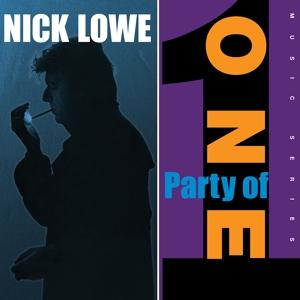 PARTY OF ONE, LOWE, NICK, LP, 0634457239715