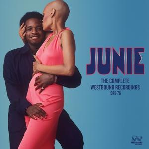 COMPLETE WESTBOUND RECORDINGS 1975-76, JUNIE, CD, 0029667083720