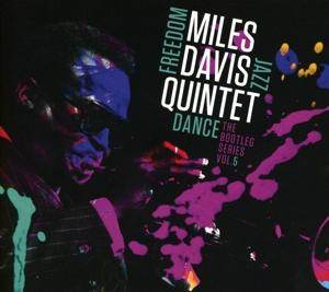 FREEDOM JAZZ DANCE:..VOL5, DAVIS, MILES, CD, 0889853573721