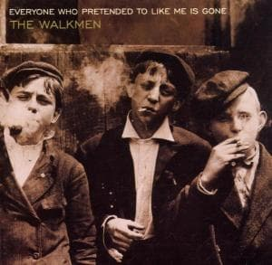 EVERYONE WHO PRETENDED, WALKMEN, CD, 0821487000723