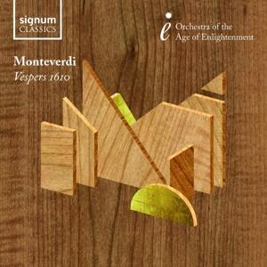 MONTEVERDI  VESPERS OF THE BLESSED, ORCH. & CHOIR OF THE AGE OF ENLIGHT, CD, 0635212023723